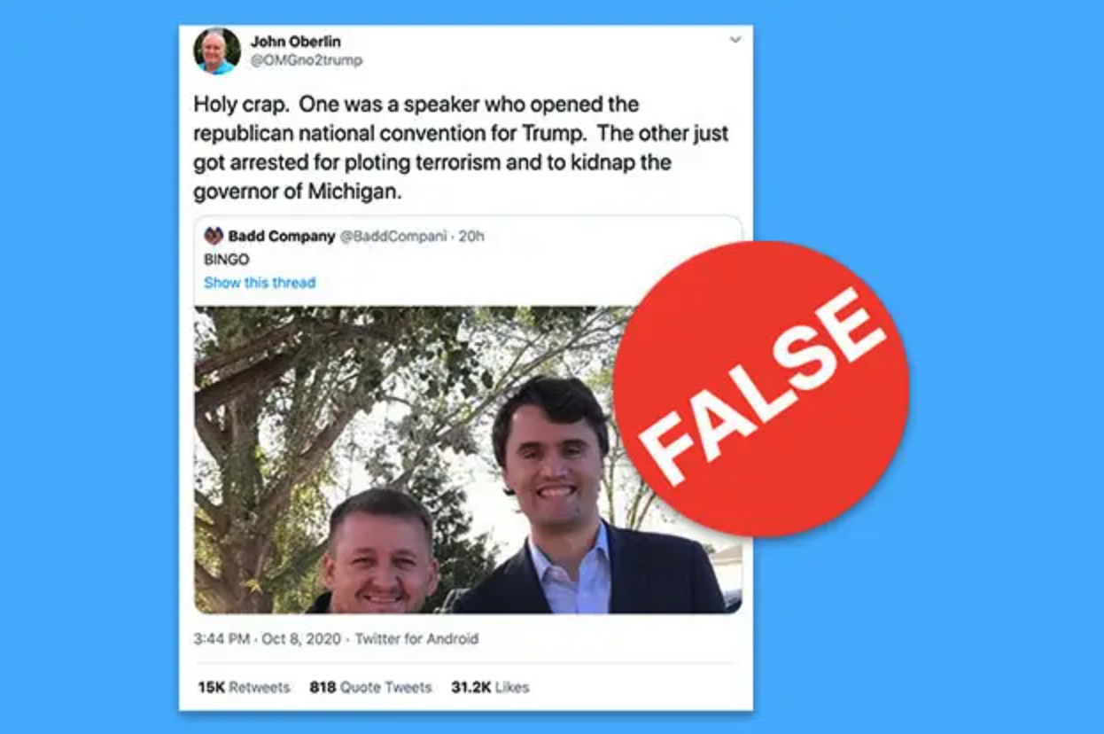 Buzzfeed false stamp